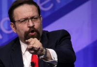 Sebastian Gorka, a deputy assistant to the president, had been accused of ties to far-right groups and his claimed counter-terrorism knowledge was repeatedly questioned by peers