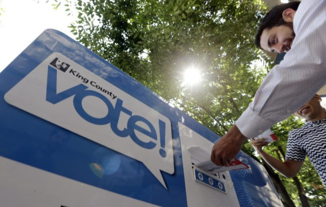 Exclusive–Eric Eggers: Democrat Plan Could Mail Ballots to 24M Ineligible Voters