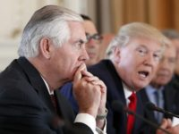 North Korea Claims Trump 'Noisily Crying Out' for War Following Tillerson Talks Offer