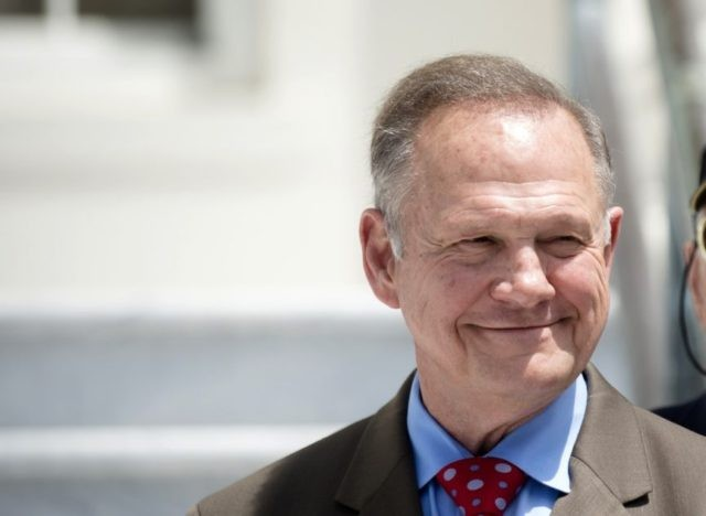 Strange Invokes Name of 'Akin' in Warning About Electing Moore