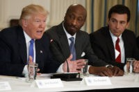 Donald Trump, Kenneth Frazier, Mark Fields