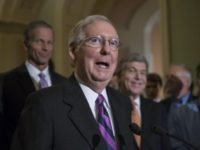 Mitch McConnell Vows to Raise U.S. Debt Ceiling