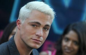 Colton Haynes calls out Hollywood for homophobia