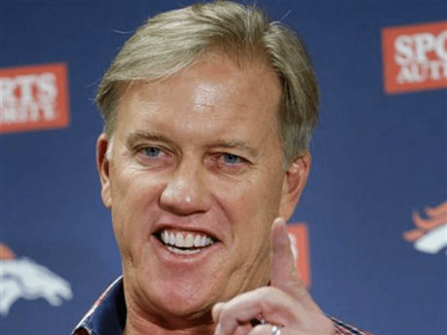 can i get an amen john elway hopes to get the politics out of