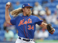 Mets' Noah Syndergaard Claims Recent Hurricanes Are Global Warming 'Karma' for President Trump Leaving Paris Accords