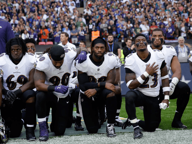 Ravens Fans Burn Gear, Swear Off NFL After Anthem-Kneeling