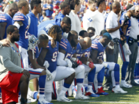 Taking a Stand: Stadium Worker Quits Job After Bills Protest