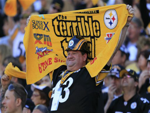 competitive price 9fd3f 5acc3 TORCHED: Steeler Fans Set Gear Ablaze Over National Anthem ...