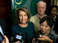 Nancy Pelosi's Illegal-Alien Invaders Want Open Borders