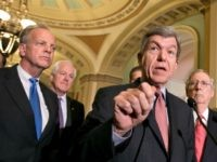 Roy Blunt Shunned from Event After Voting Against National Emergency