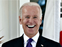 Biden Big Smile Saul LoebAFPGetty Images