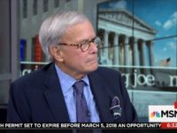 Brokaw: Dems Think They All They 'Have to Do Is Show Up' to Get Congressional Majority Back