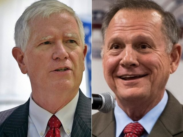 Luther Strange Receives Endorsement from Fellow Senator Ahead of Election