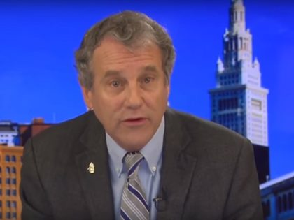 Sherrod Brown: Democrat Can Win in 2020 by Exposing 'Phony Populism of Donald Trump'