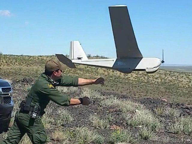 Border Patrol Mini-Drones