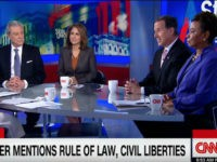"Sunday on CNN's ""State of the Union,"" former Sen. Rick …"