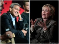 What Happened: George Clooney Shares Hollywood's Frustration with Backing Loser Hillary