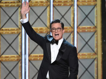 69th Emmy Awards Complete Livewire: Stephen Colbert Brings the Trump Hate, 'Veep' and 'Handmaid's Tale' Win Big