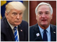 Report: Trump Reluctant to Campaign in Alabama — But Swamp Fears Domino Effect if Luther Strange Defeated