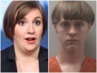 Lena Dunham Compares Trump to Mass Murderer Dylann Roof
