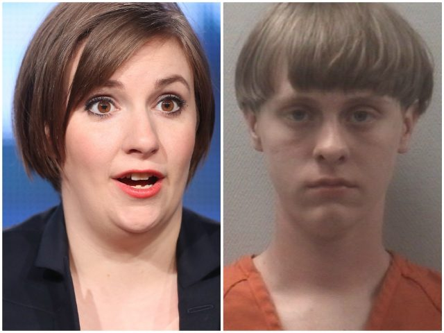 Lena Dunham Compares Trump To Mass Murderer Dylann Roof