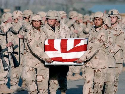 Flag-draped-coffin-casket-Afghanistan-US-troops-Getty