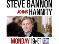 Steve Bannon to Hannity: Support for Judge Roy Moore Is Support for Trump