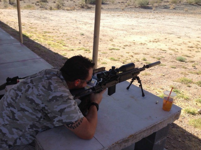 George Urmston shooting