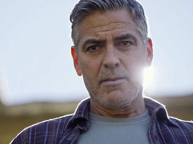 George Clooney Pens Poem 'Prayer For Our Country' Amid Tensions in America
