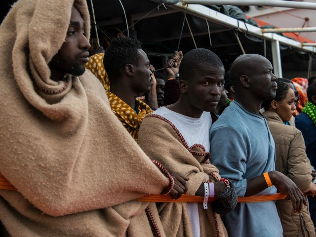 Libya reports rescuing over 3000 migrants in week from Mediterranean