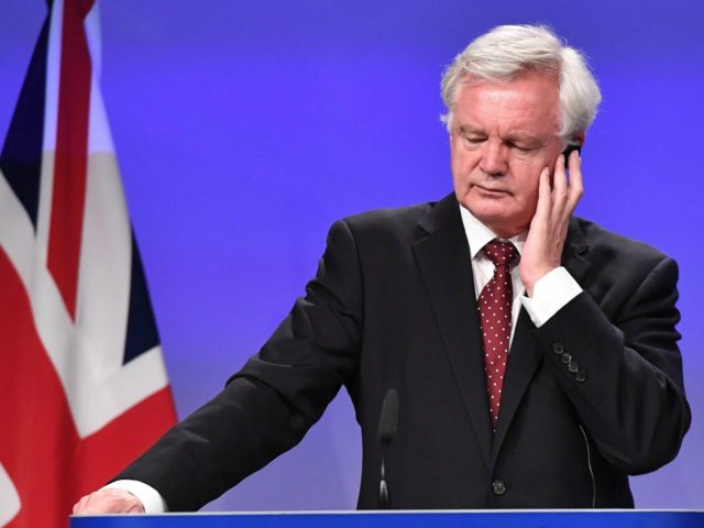 UK: David Davis resigns as Brexit Secretary