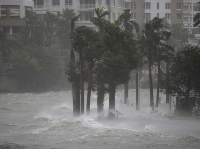 Woman Gives Birth Alone During Hurricane Irma