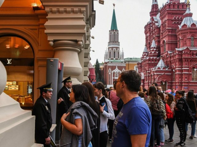 Major Moscow evacuation over bomb threats