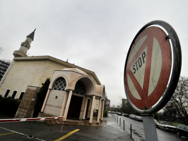 Mosque Switzerland Ban