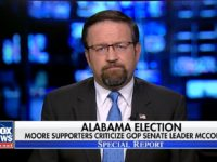 Gorka: Roy Moore Victory Strengthens Trump — McConnell-Backed SLF's Steven Law a 'Yellow Belly'