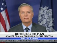 Graham: Graham-Cassidy Will Get 50 Republican Votes, Plus 'A Couple of Democrats'