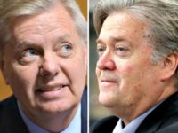Lindsey Graham: Breitbart, Steve Bannon Critical to Passing Federalism-Focused Obamacare Repeal