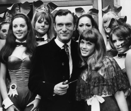 Hugh Hefner (Central Press / Getty)