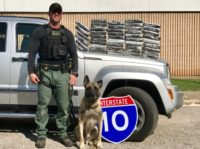 Texas Deputies Seize $10 Million in Cocaine in Two Traffic Stops