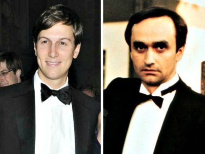 Jared Kushner, Fredo Corleone