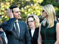 Jared Kushner Smooths Hair BRENDAN SMIALOWSKIAFPGetty Images