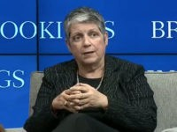 Janet Napolitano: Trump's 'Mythological' Border Wall 'Does Not Suffice as an Immigration Policy'