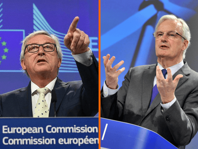 Michel Barnier questions Theresa May's Brexit White Paper