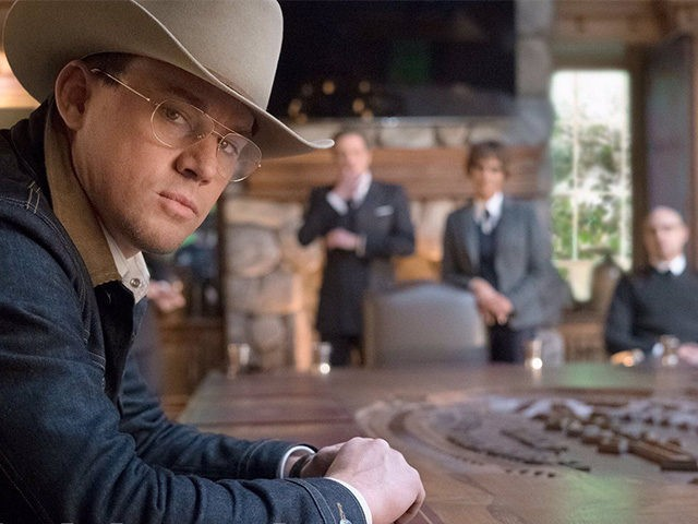 Stars of 'Kingsman: The Golden Circle' talk to MORE