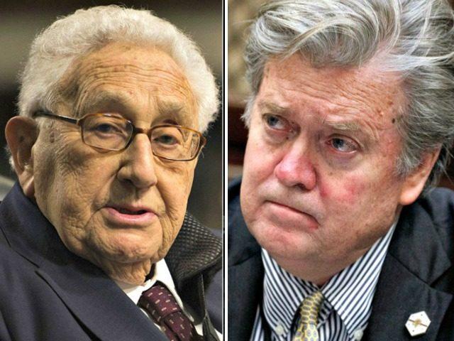 Kissinger - Bannon