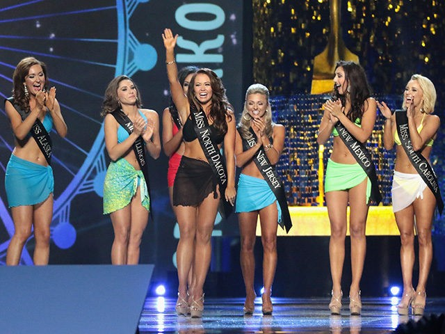 Miss America 2018 night 3: Louisiana 2 for 2, Florida bags swimsuit
