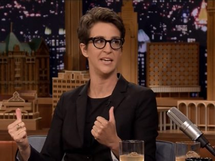 "Rachel Maddow on 9/28/17 ""Tonight Show"""