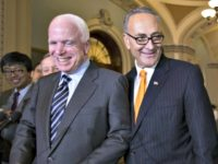 McCain and Schumer