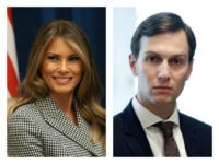 Poll: First Lady Melania Most Popular in First Family; Jared Kushner Least Popular