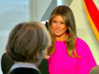 Melania Trump: It Is Parents' Responsibility to Raise Children Who Have Moral Clarity, Love of Country